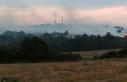 Orman yangınında üçüncü gün, alevler Türkiye'ye...