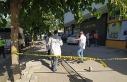 Polisin ayağını kıran saldırgan vurularak etkisiz...