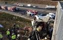 Sarıyer'de otobüs kazası 5 ölü 25 yaralı-2