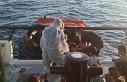 Yunanistan'ın, Türk karasularına ittiği 103...