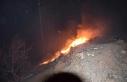 Antalya'daki orman yangınının ilerlemesi durduruldu