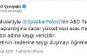 Bakan Çavuşoğlu'ndan Nancy Pelosi'ye...