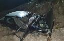 Elazığ'da otomobil şarampole devrildi: 5 yaralı
