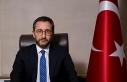 İletişim Başkanı Altun'dan Cumhurbaşkanı Erdoğan'a...