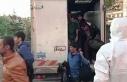 Van'da 87 düzensiz kaçak göçmen yakalandı