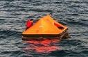 Yunan sahil güvenliği göçmenleri yine Türk karasularına...