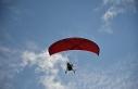 Bursa'da engelli öğrenciler 29 Ekim'i gökyüzünde...