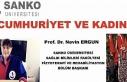 Cumhuriyet Bayramı SANKO Üniversitesinde online...
