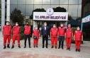Efeler Belediyesi Arama Kurtarma Ekibi İzmir'e...