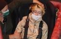 Engelli genç kızın Kapadokya'da balona binme...