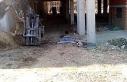 Forkliftin altında kalan işçinin feci ölümü
