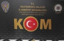 Kastamonu'da silah kaçakçılarına operasyon:...