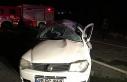 Kırıkkale'de otomobil takla attı: 3 yaralı