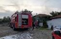 Manisa'da çiftlikte yangın çıktı 800 saman...