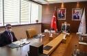 Milletvekili Çelebi, Bakan Kasapoğlu'nu ziyaret...