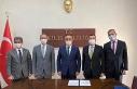 Musabeyli'de üzüm işletme tesisi için protokol