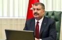 """Sağlık Bakanı Koca; """"Aydın'da vaka sayıları..."""