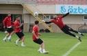 Sivas Belediyespor, Sakaryaspor maçı hazırlıklarına...