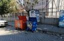 Çöp konteynerleri çizgi film karakterleriyle süsleniyor