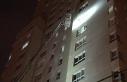 Esenyurt'ta 30 katlı bir binanın 12'nci katında...