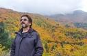 Kestane dağında sonbaharın renkleri