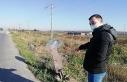 Manyas'ta motosiklet kazası: 1 ölü