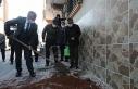 Şahinbey'de 5 bin adet asma fidanı dikildi