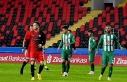 Ziraat Türkiye Kupası: Gaziantep FK: 3 - Serik Belediyespor:...