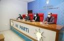 AK Parti Battalgazi Kadın Kolları'nın yeni yönetimi...