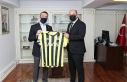 Ali Koç, İstanbul Emniyet Müdürü Zafer Aktaş'ı...