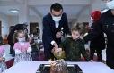 Altındağ'da miniklerin karne sevinci