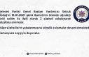 Ankara Emniyet Müdürlüğü, Özdağ'ı darp eden...