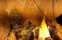 Ankara'da evine uyuşturucu düzeneği kuran şahıs...