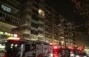Antalya'da klimadan çıkan yangın korkuttu