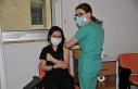 BAÜN Hastanesinde Covid 19 Aşılama Programı Başladı