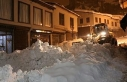 Bitlis Belediyesinin karla mücadelesi gecede devam...