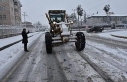 Diyarbakır'a kar yağdı, Başkan Beyoğlu ekiplerle...