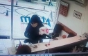 Döviz bürosunu soymaya çalışan silahlı saldırgan,...