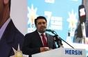 Ercik yeniden AK Parti Mersin İl Başkanlığına...