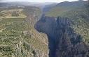 Hançer Kanyonu, doğa turizminin gözdesi olmaya...
