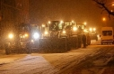 İpekyolu'nda karla mücadele çalışması