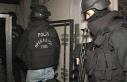 İstanbul'da terör örgütü DEAŞ'a yönelik...