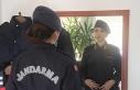 (Özel) Kayseri'nin ilk kadın ilçe jandarma komutanı...