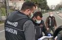 Samsun'da polisten 24 saatlik şok uygulama