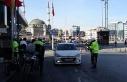 """Taksim'de """"Türkiye Güven Huzur Uygulaması""""..."""