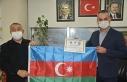 Ünsal'dan Ak Parti Merkez İlçe Başkanına teşekkür...
