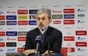 """Aykut Kocaman: """"Tek tesellimiz gol yemeden maçı..."""