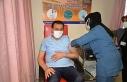 Bolu'da 37 bin kişi korona virüs aşısı oldu
