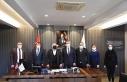 Edremit Belediye Başkanı Arslan, Başkan Öndeş...