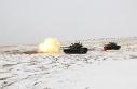 Kara Kuvvetleri Komutanlığına ait tank birlikleri...